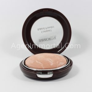 compact baked powder warm beige immortal