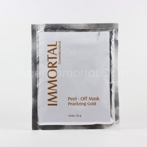 masker peel off pearlizing gold immortal