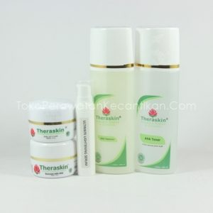 paket glowing aha theraskin