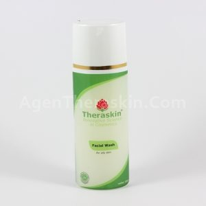 facial wash oil theraskin