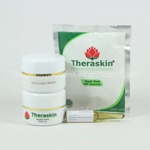 paket facial whitening theraskin