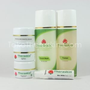 paket glowing theraskin