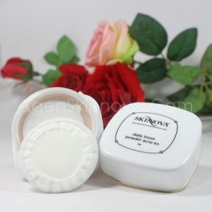 loose powder acne kn skinnova