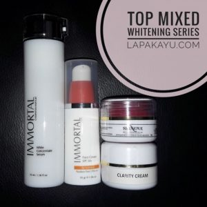 Top Mixed Whitening Series