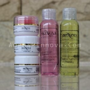PAKET WHITENING NORMAL SKIN SKINNOVA