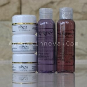 PAKET WHITENING SENSITIVE SKIN SKINNOVA
