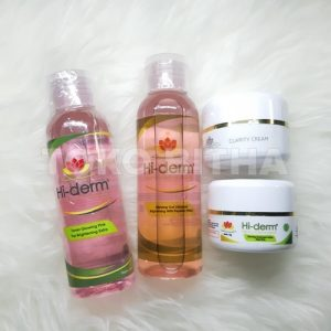 paket glowing hi-derm