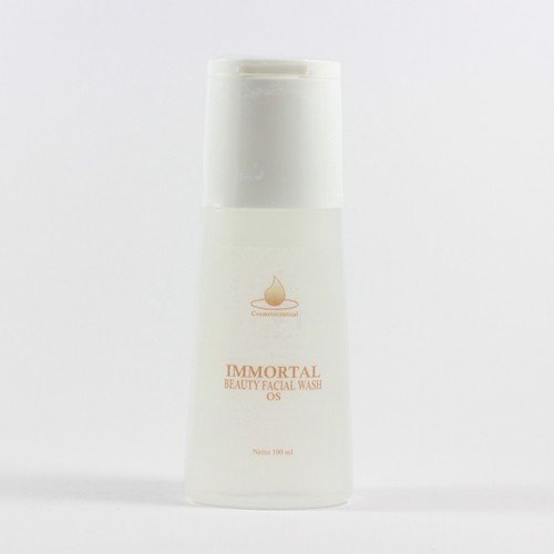 IMMORTAL LIQUID FACIAL WASH OILY SKIN (OS) SABUN WAJAH BERMINYAK
