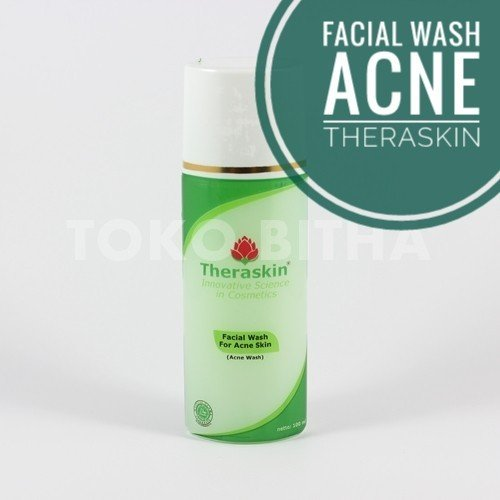 THERASKIN FACIAL WASH ACNE