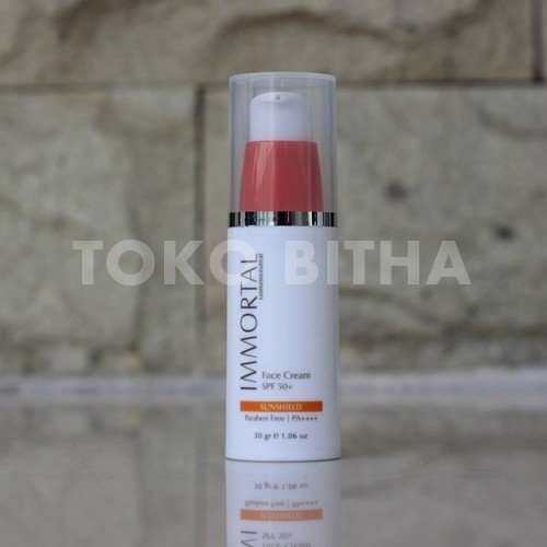 IMMORTAL FACE CREAM SUNSHIELD SPF50