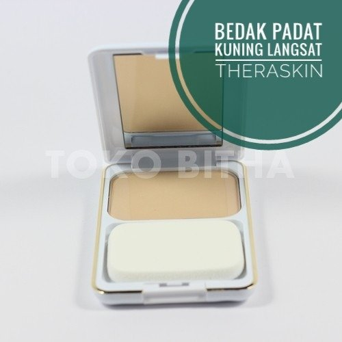 THERASKIN COMPACT POWDER BEDAK PADAT