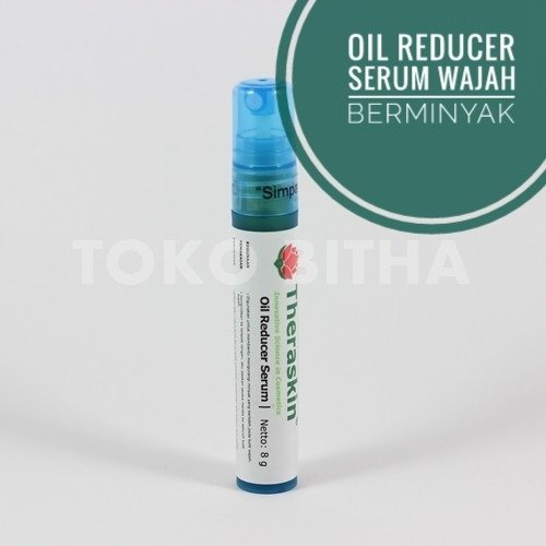 THERASKIN OIL REDUCER SERUM MENGURANGI MINYAK