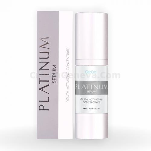 PLATINUM SERUM GENEVA SERUM SUPER ANTI AGING